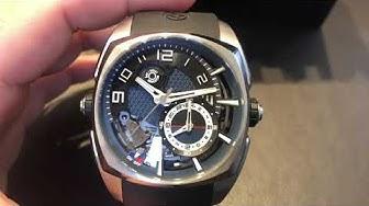 Cyrus Watches Geneve Klepcys Alarm