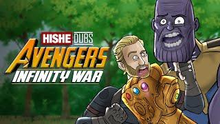 Gambar cover Avengers Infinity War - HISHE Dubs (Comedy Recap)