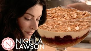 Nigella Lawson&#39s Anglo-Italian Trifle  Forever Summer With Nigella
