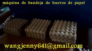 máquinas de bandeja de huevos