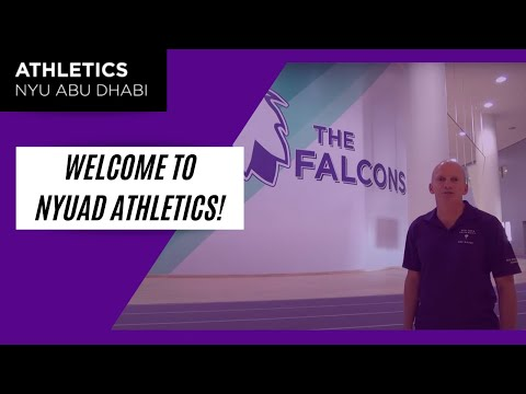Welcome to NYUAD Athletics!