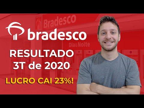 BBDC4 | RESULTADO 3T 2020 BRADESCO! Prévia de ITUB4?