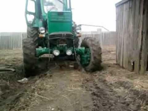 Трактор  ЮМЗ 6Л Грейфер  v25.08.17 для Farming Simulator 2017