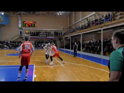 БК «Барнаул» - «Челбаскет». 30 марта. Барнаул. Суперлига-2. Плей-офф. ¼ финала.
