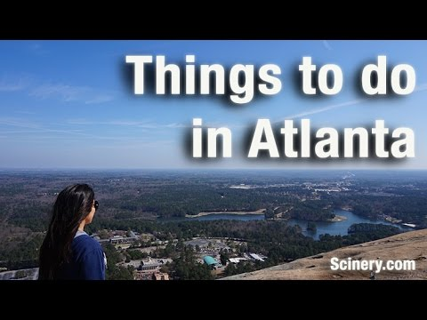 Things to do in Atlanta | Eat + Explore