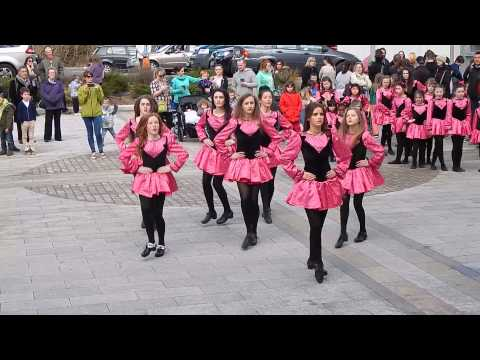 civic plaza Irish Dance Group