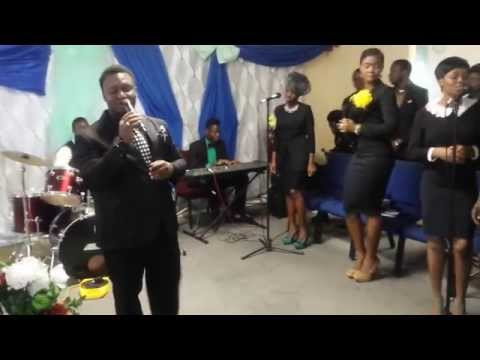 Marvin Sapp - Deeper  Performed By The RCCG Manifestation Parish Choir, St. Kitts