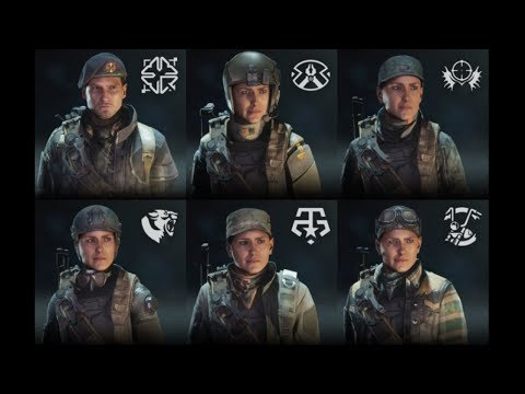 The Division: ALL NEW 1.8.1 VANITY ITEM LIST from MK3 ENCRYPTED CACHE