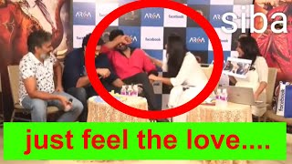 Prabhas And Anushka Lovely Moments || Pranushka love