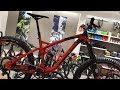 NS Bikes Snabb 160 1 trans red Enduro MTB Modell 2018