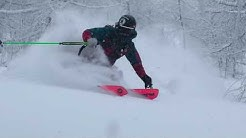 Evolution of Dreams ski segment - Jackie Paaso and Eva Walkner
