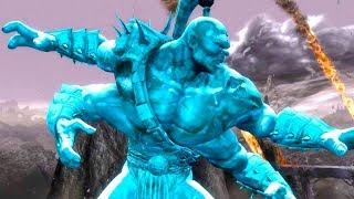 Mortal Kombat Komplete Edition - Crystal Goro & Dark Kahn Tag Ladder 4K Gameplay Playthrough