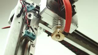 PrintBox3D One - настоящий 3D принтер!(Вы все еще верите, что качественный 3D принтер может быть собран из пластмассы или дерева?... Металлическая..., 2014-01-29T20:38:03.000Z)
