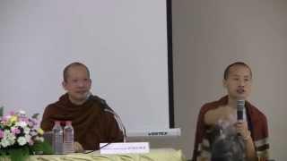 2.18-พระอาจารย์กฤช นิมฺมโล คอร์สจีนภาวนา ครั้งที่ 2  วันที่ 18 กันยายน 2557 No.2