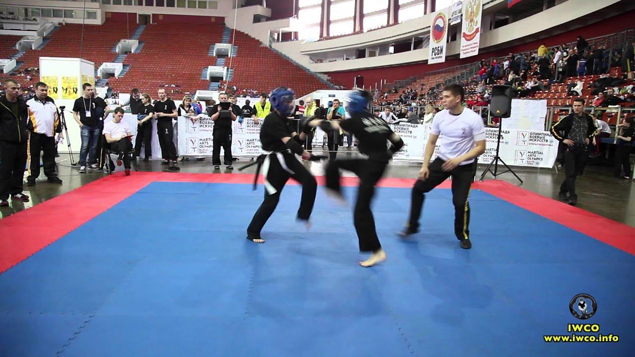 World Wing Chun Cup 2015 - Free fight (1)