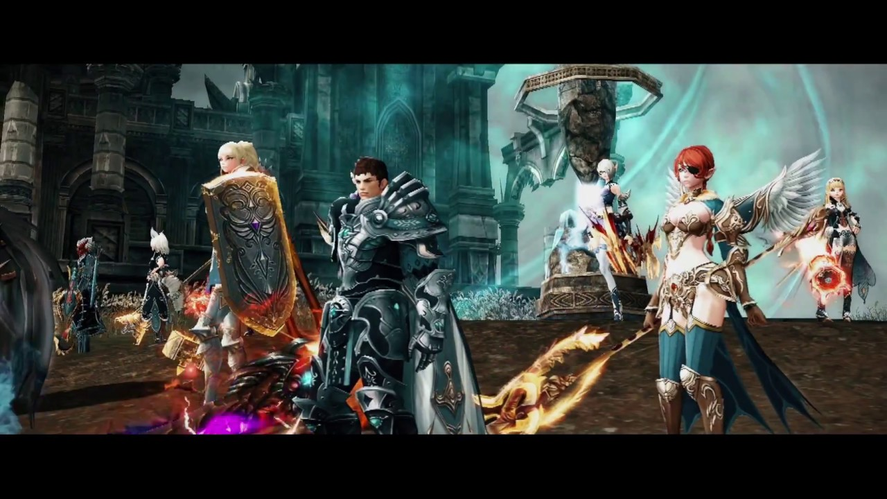 Echo of Soul is Coming to Steam from Blue Potion - MMORPG com