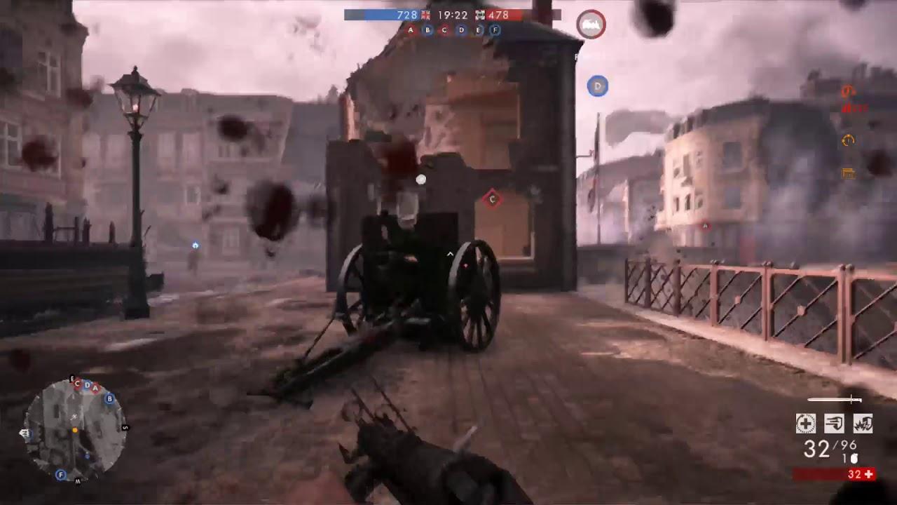battlefield 1 online gameplay en español