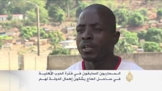 المحاربون القدماء في ساحل العاج يعانون الإهمال