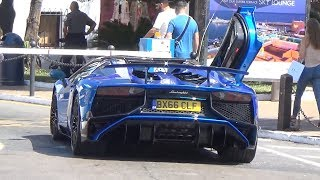 [PBSS`17] Puerto Banus Supercars Spotting 17 ( 2x SuperVeloce Roadsters, GTC4 Lusso, 488´s... )