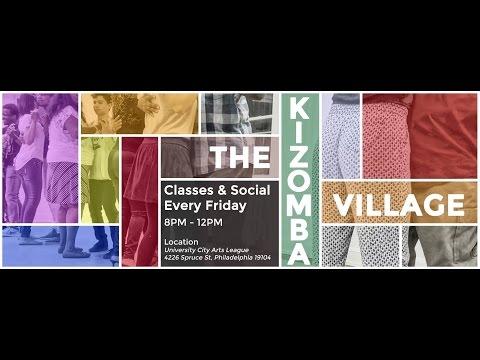 The Philadelphia Kizomba Village -- Summer '16 Classes