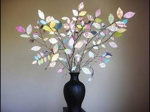 Como decorar tu casa con papel de aluminio y reciclaje 8 - Reciclaje manualidades decoracion ...