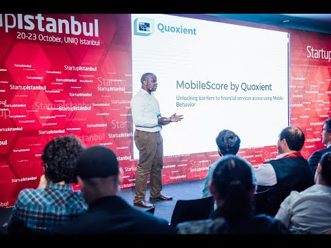 Quoxient Limited - Startup Istanbul