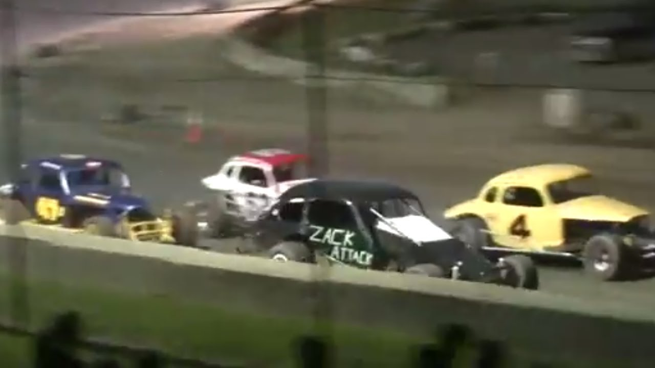 Vintage Stock Car Feature | Freedom Speedway | 6-20-14 - YouTube