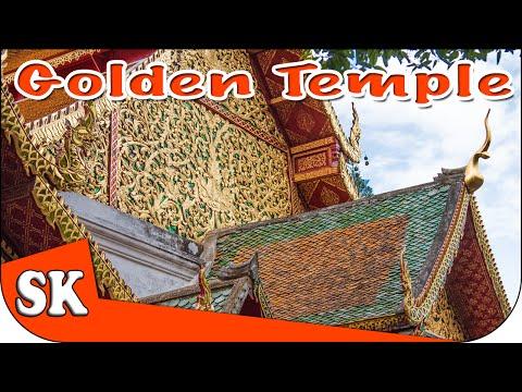 Golden Temple Chiang Mai - Doi Suthep Thailand - Vlog 15
