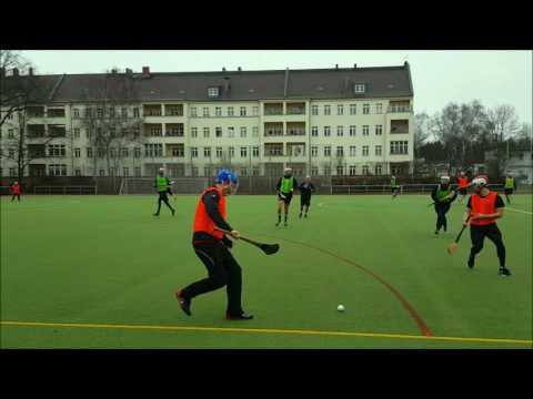 Gaelic Sports: Hurling beim Setanta Berlin Gaelic Club e.V.