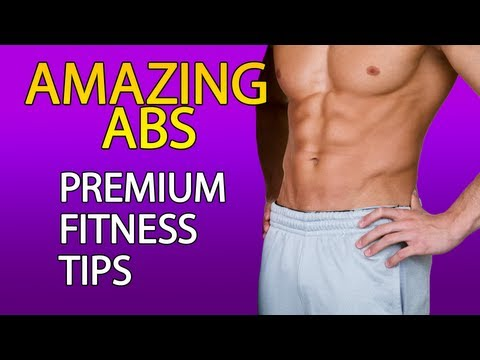 How to develop six pack abs – LA Fitness – Workout Tips