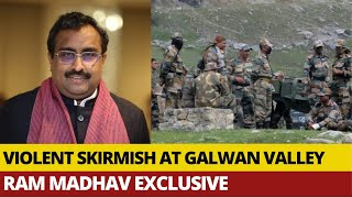 Barbaric, Brutal And Cold-Blooded Massacre: Ram Madhav Exclusive On Galwan Valley Clashes