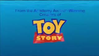 Disney . Pixar From the Creators of Logo's (1998-2017)