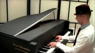 NeYo - Lazy Love - solo piano cover