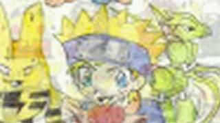 Naruto Pokemon Thumbnail