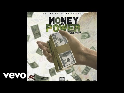 Demarco - Money & Power (Official Audio)