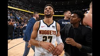 Jamal Murray Erupts for 21 Points In Fourth Quarter of Game 2 vs. Spurs
