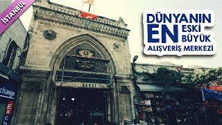 Grand Bazaar Trip - Largest shopping mall in the world