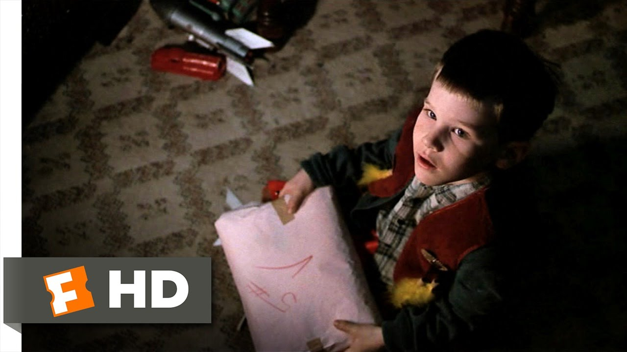 Scrooged (6/10) Movie CLIP - Five Pounds of Veal (1988) HD - YouTube