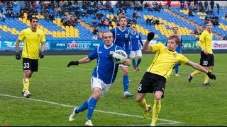 МФК «Николаев» - «Буковина» (Черновцы) - 1:2
