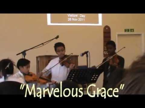 Marvelous Grace