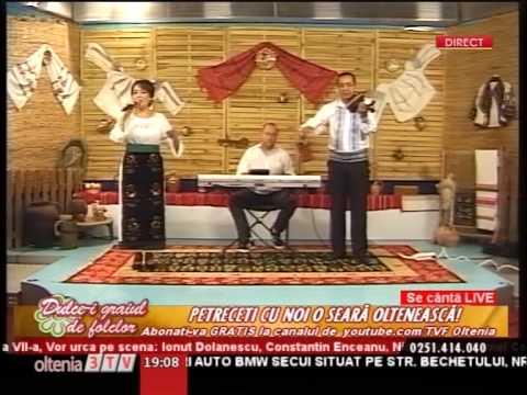 Paula si Sorin Butusina - Cel mai nou COLAJ LIVE de muzica populara 2015
