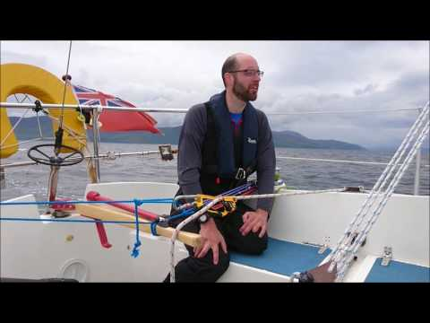 How to rig for Downwind self steering