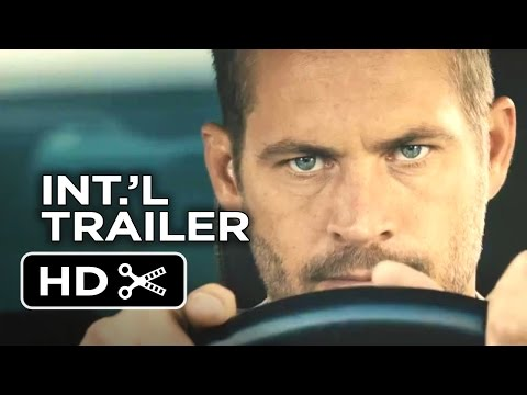 Furious 7 Official International Trailer #2 (2015) - Paul Walker, Vin Diesel Movie HD
