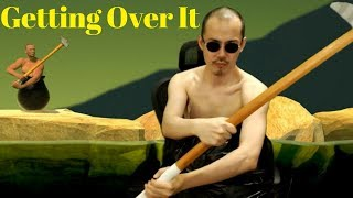 Getting Over It - Top Funny Moments