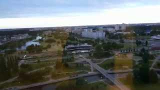 Минск: библиотека, обзорная площадка