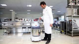 Spiral Hamur Yoğurma Makinesi / Spiral Dough Mixer