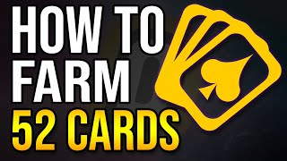 The Division 2 - How to farm All 52 Cards (Suits You, Sir Achievement)