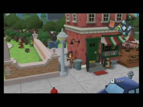 MySims Agents Review (Wii)