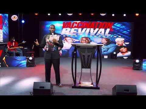 VACCINATION REVIVAL With Bishop Darius Nixon