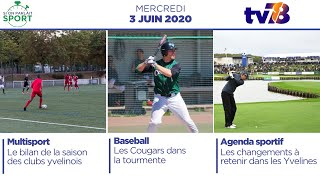 Si On Parlait Sport. Emission du 3 juin 2020